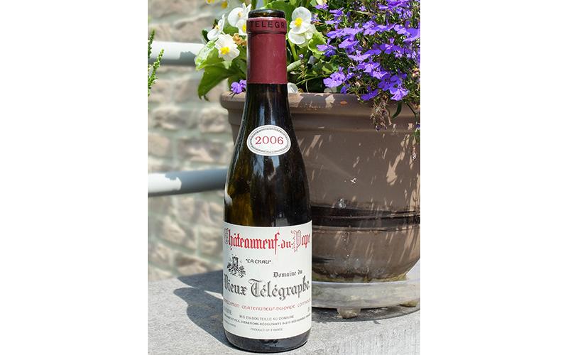 Les meilleurs vins du domaine Vieux télégraphe